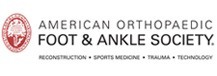 American Orthopedic Foot & Ankle Society (AOFAS)